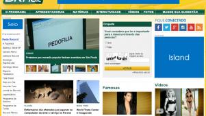 Fala Brasil - Rede Record