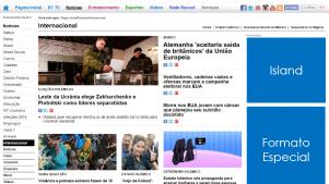 Internacional - Notícias